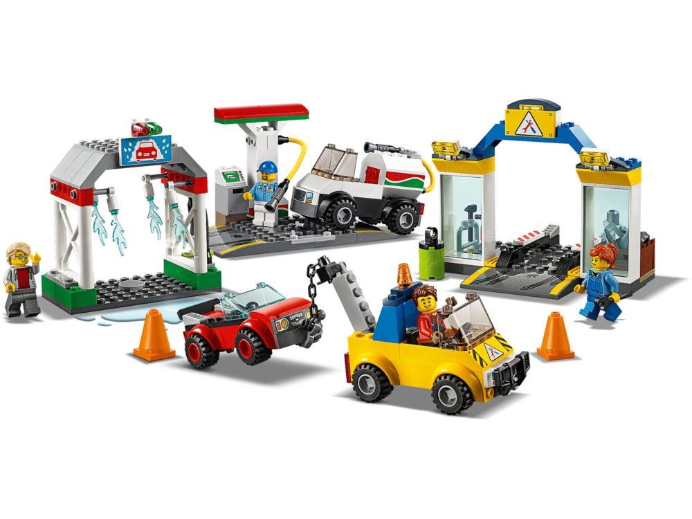 LEGO City 60232 Garage