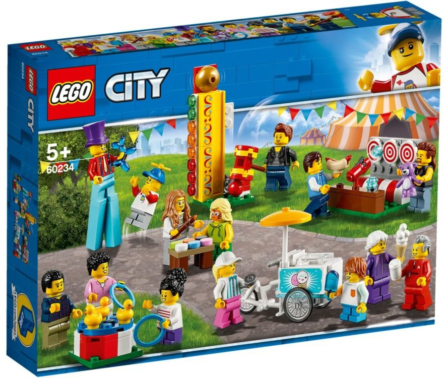 LEGO City 60234People Pack - Fair Ground