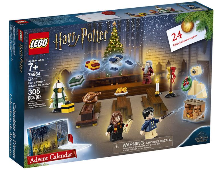 LEGO Harry Potter 75964 Advent Calender