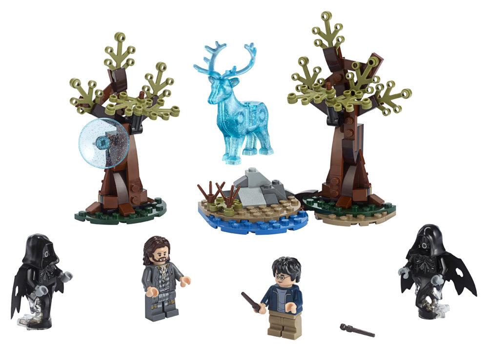 LEGO Harry Potter 75945 Expecto Patronum (1)