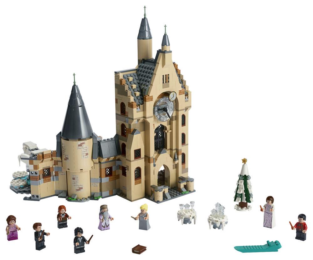 LEGO Harry Potter 75948 Hogwarts Clock Tower (1)