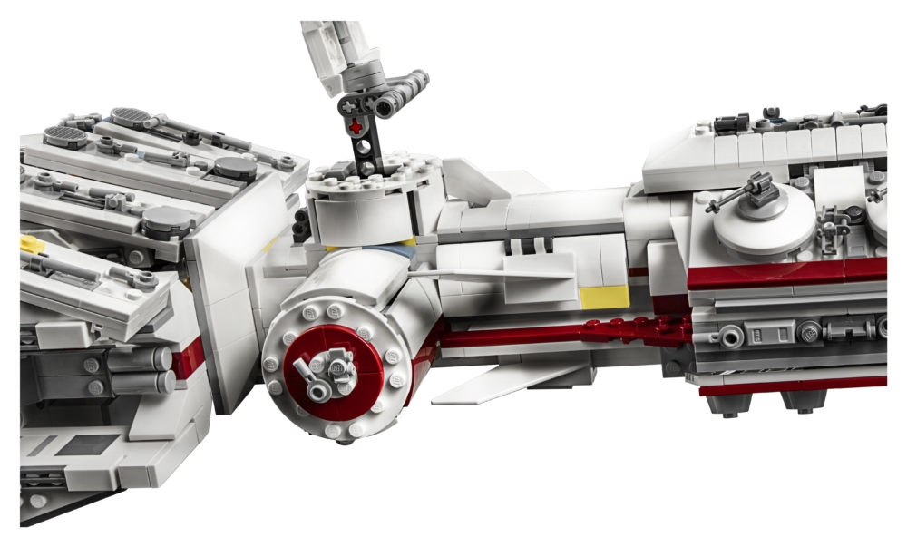 LEGO Star Wars 75244 - zijkant