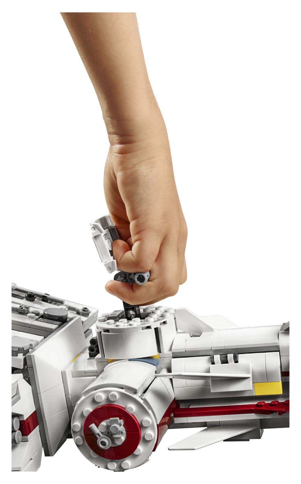LEGO Star Wars 75244 - handle