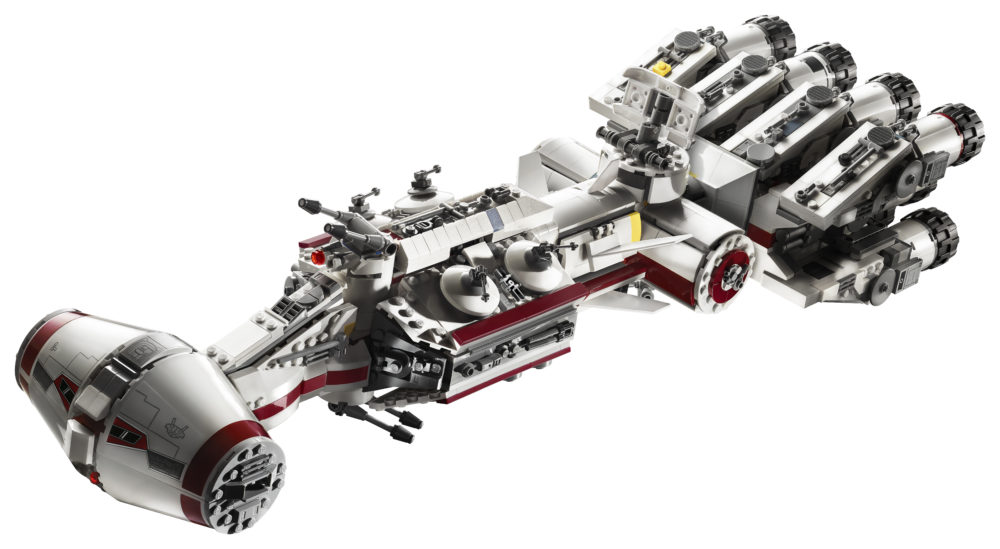 LEGO Star Wars 75244 - volledig model