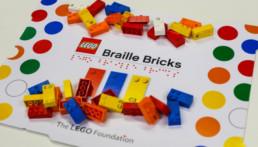 LEGO kondigt LEGO Braille Bricks aan