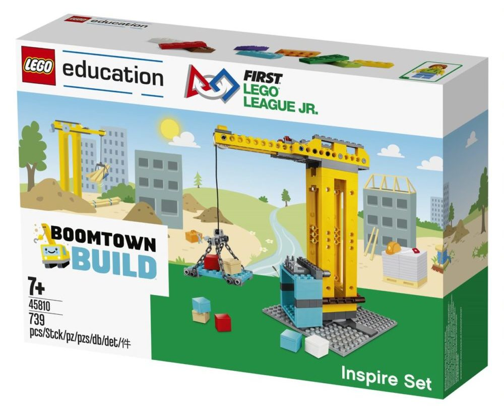 LEGO Education 45810 Boomtown Build