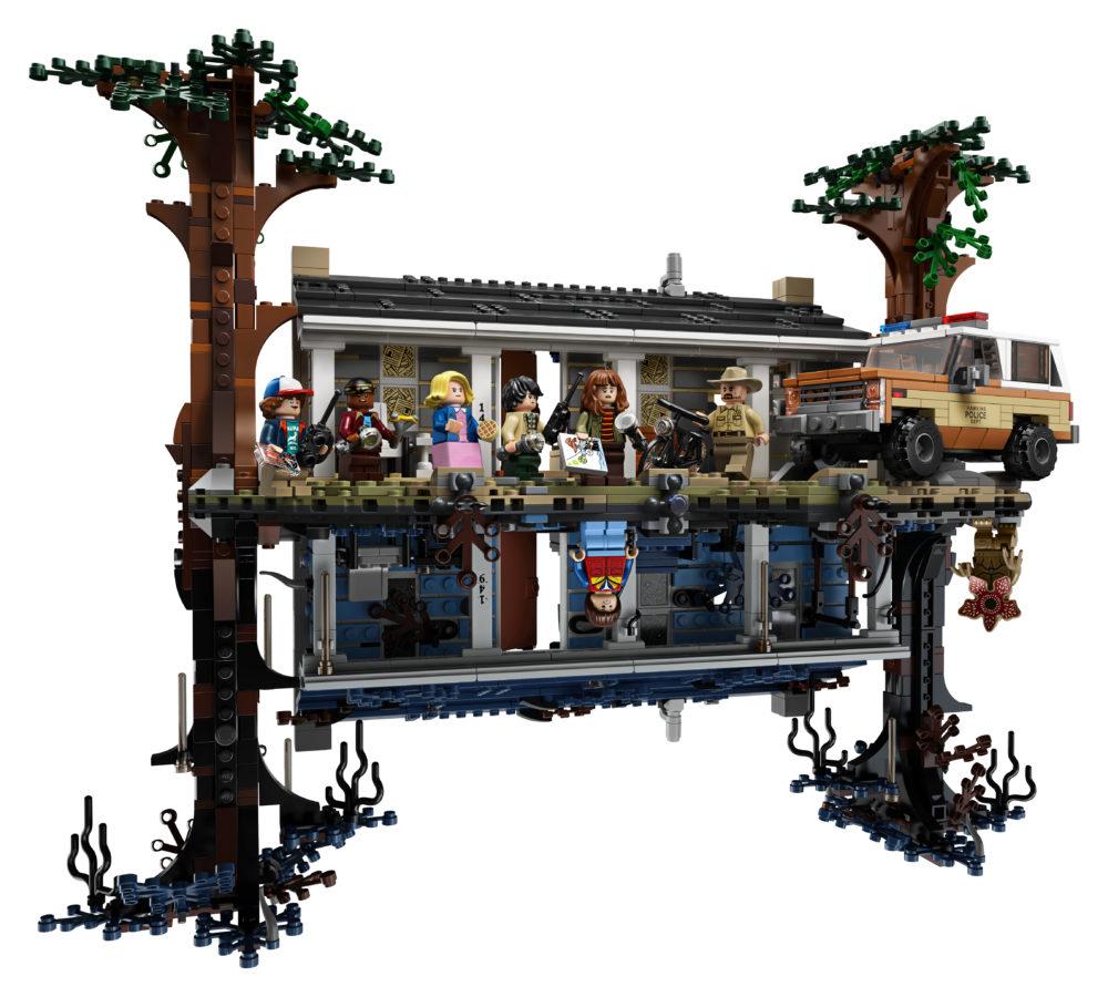 LEGO Stranger Things 75810