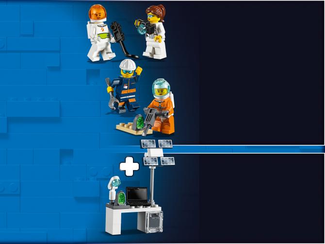 LEGO 40345 Mars Exploration Pack
