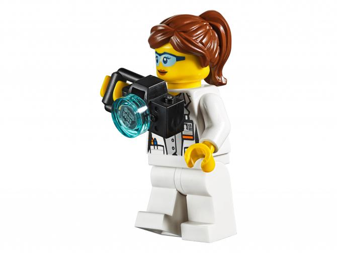 Female Researcher Minifigure