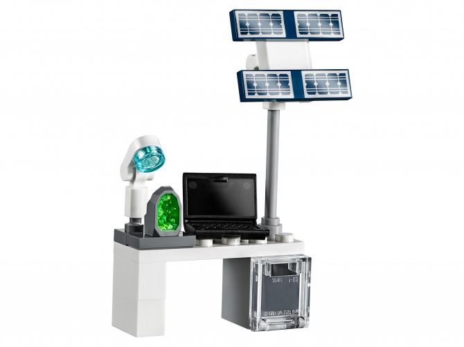 LEGO Research desk