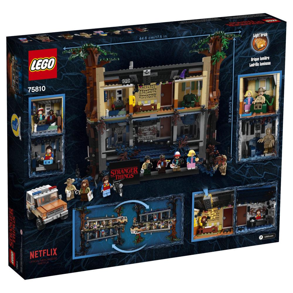 LEGO 75810 Box Back