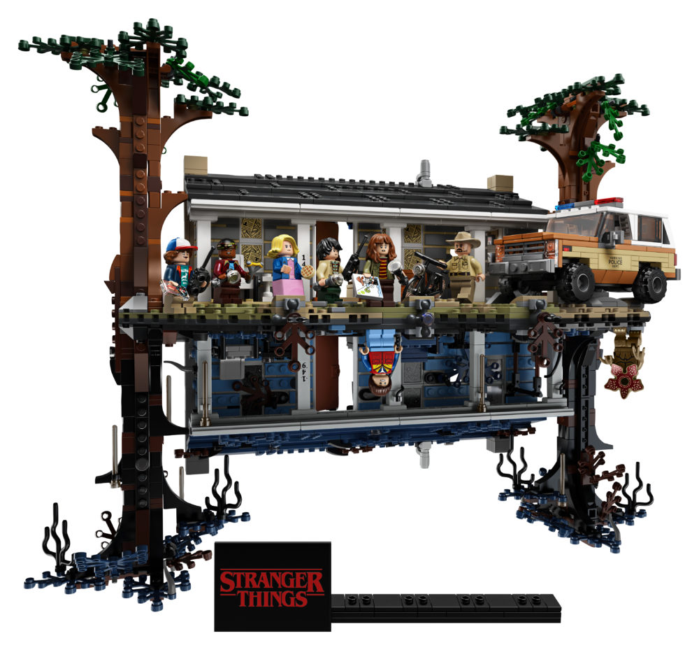 LEGO 75810 Byers House Front (2)