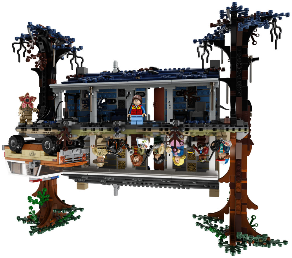 LEGO 75810 Byers House Front