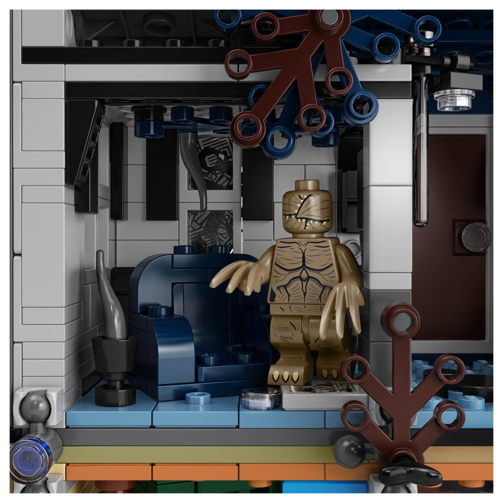 LEGO 75810 Byers House back (5)