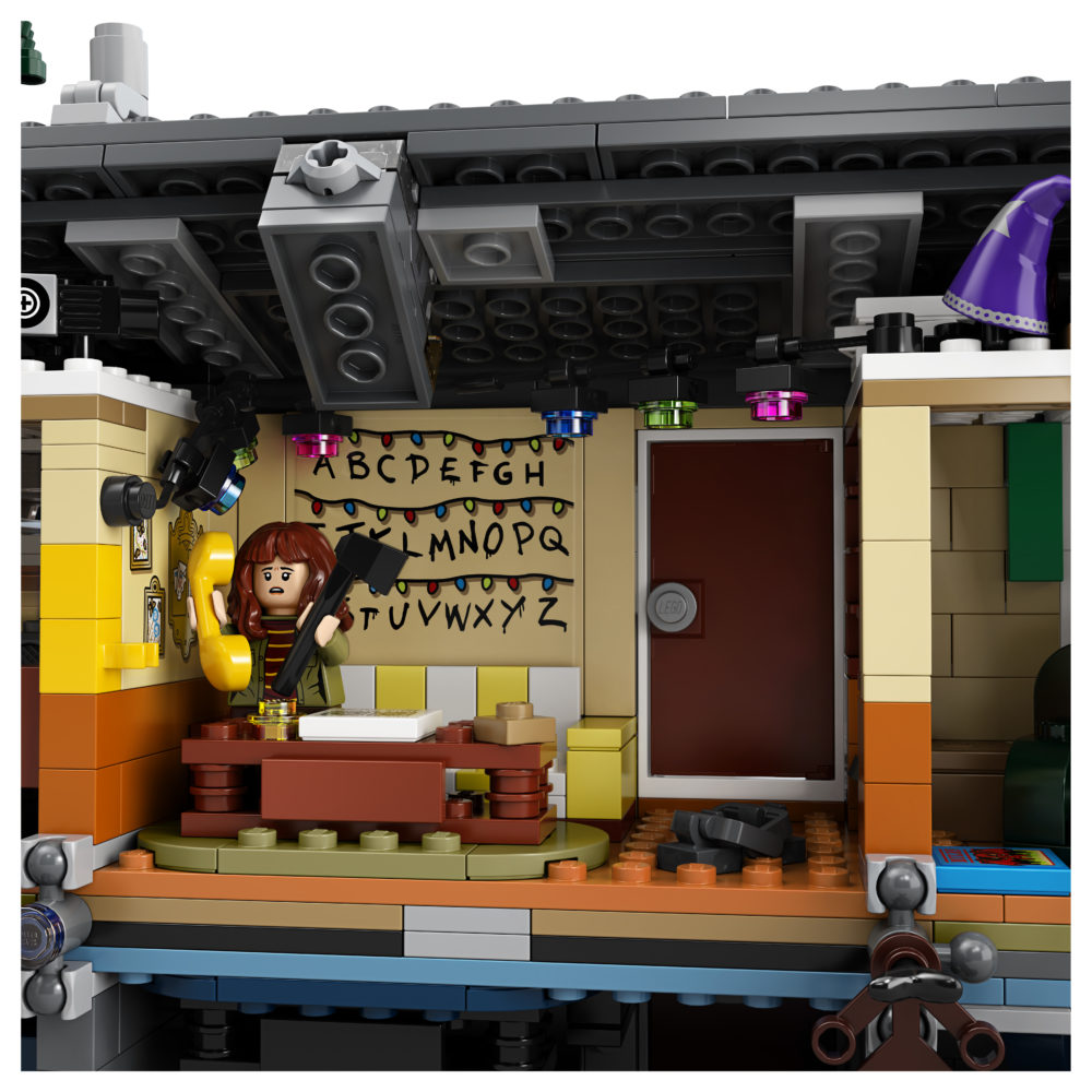 LEGO 75810 Byers House back (6)