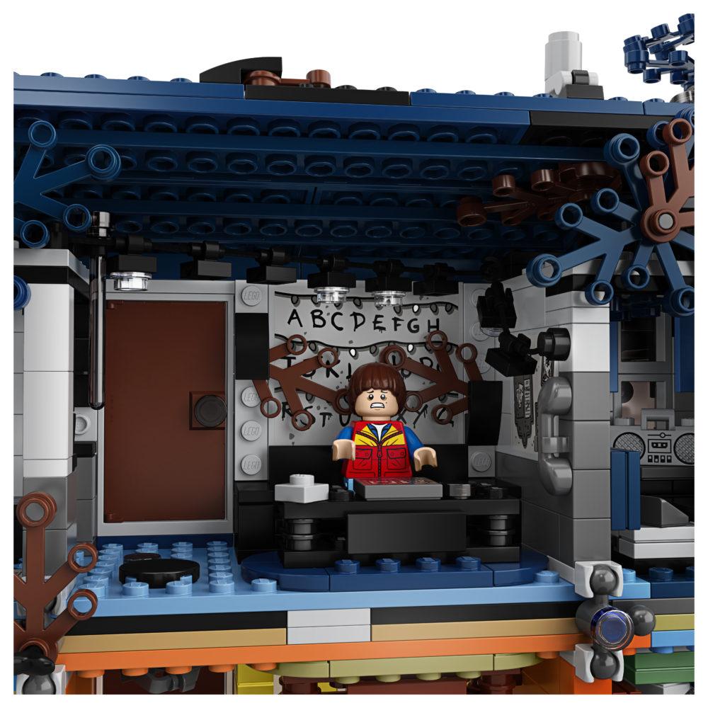 LEGO 75810 Byers House back (8)