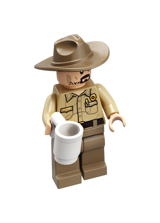 LEGO 75810 Hopper