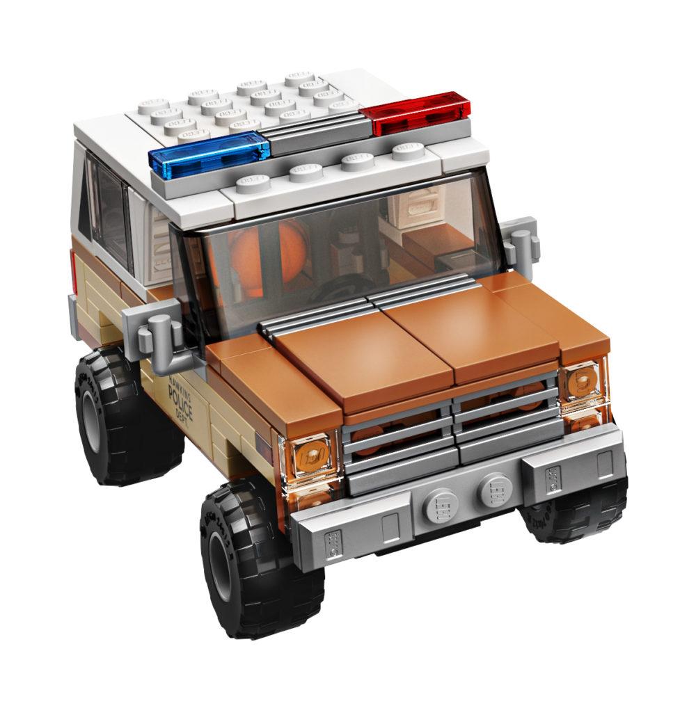 LEGO 75810 Hopper's Truck