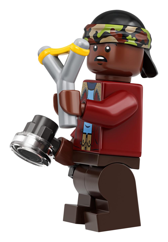 LEGO 75810 Lucas