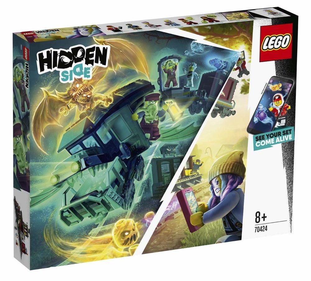 LEGO Hidden Side 70424 Train