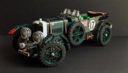 LEGO Ideas 4½-Litre 1927-31 Bentley 'Blower'