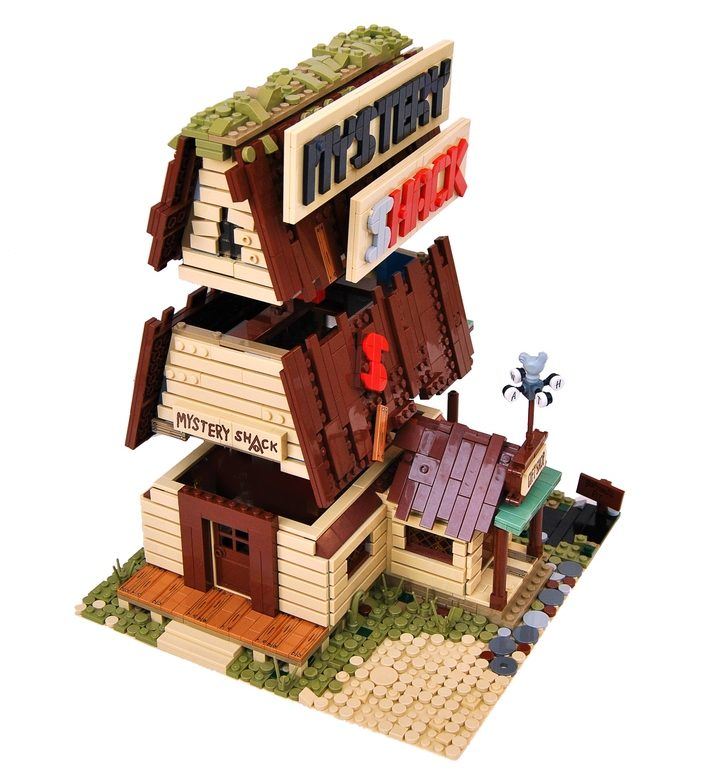 LEGO Gravity Falls