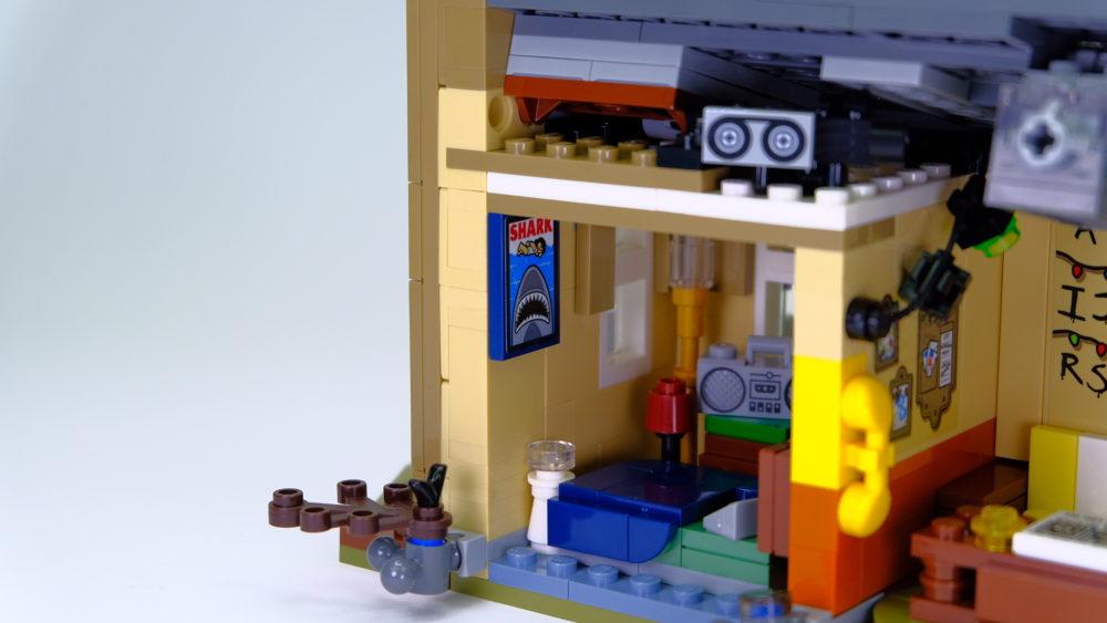 LEGO 75810 Will's Room