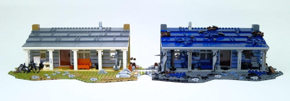 LEGO 75810 Byers' House
