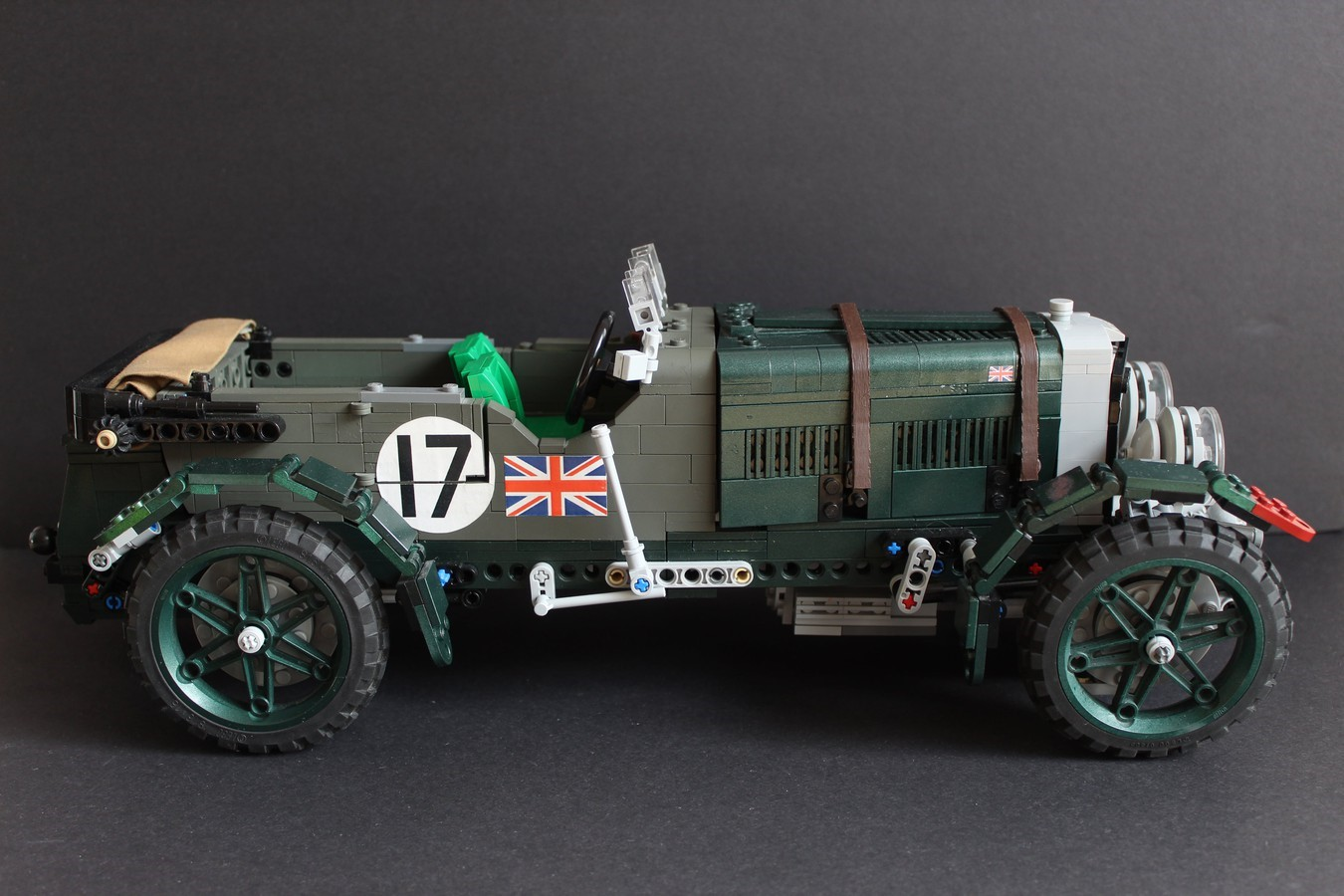LEGO Ideas 4½-Litre 1927-31 Bentley 'Blower'