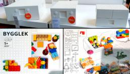 LEGO - IKEA BYGGLEK