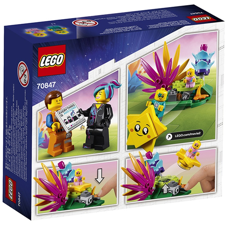 LEGO Movie 2 70847 - Good Morning Sparkle Babies!