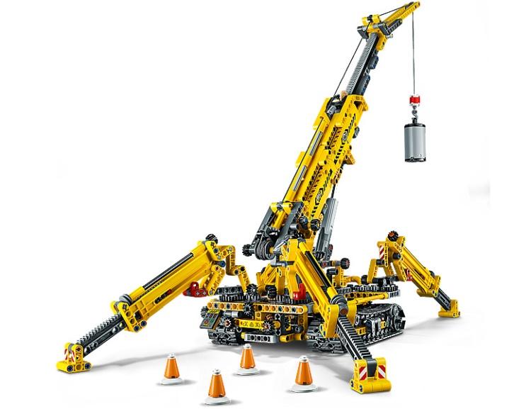 LEGO Technic 42097 Compact Crawler Crane
