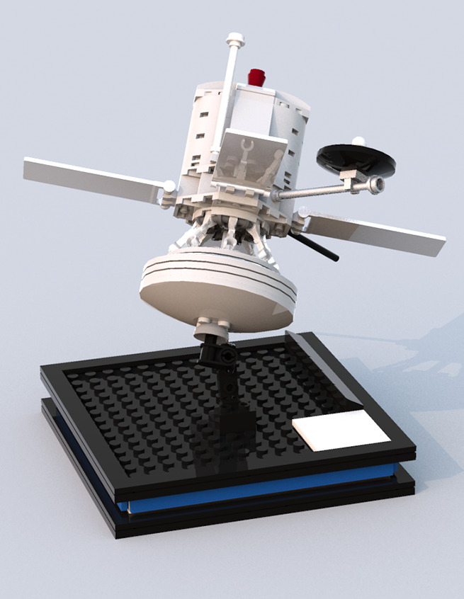 LEGO Ideas NASA Spacecraft