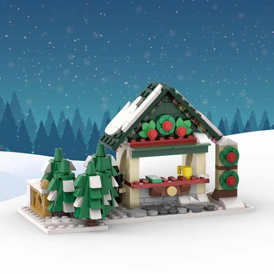 Expanding the LEGO Winter Village Vol. 3 (2)