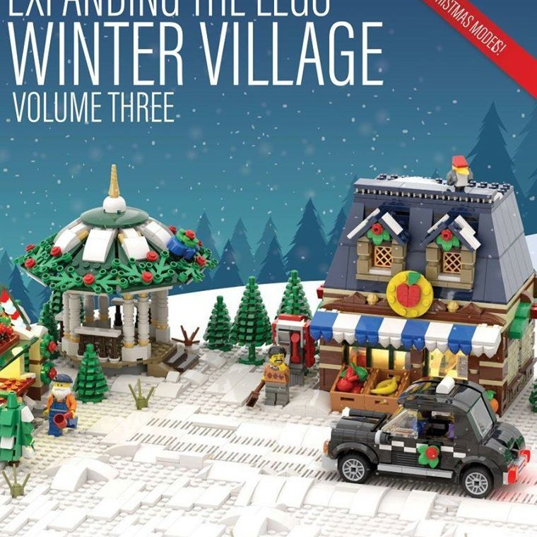 Expanding the LEGO Winter Village Vol. 3