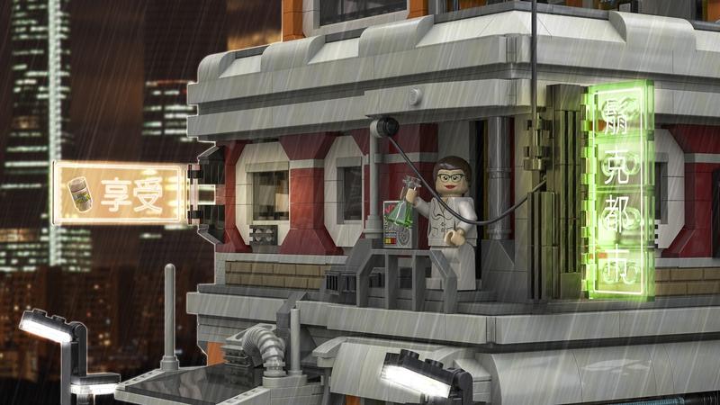 LEGO Ideas The Serum Lab 2144
