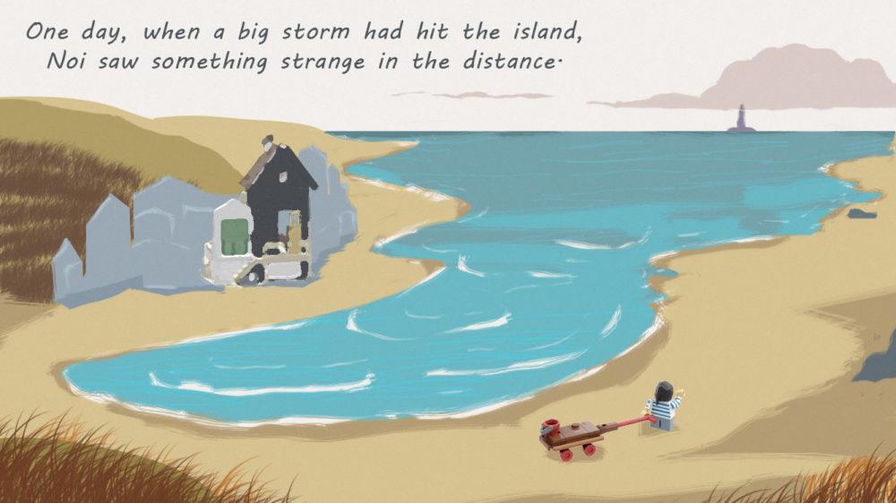 LEGO Ideas The Storm Whale