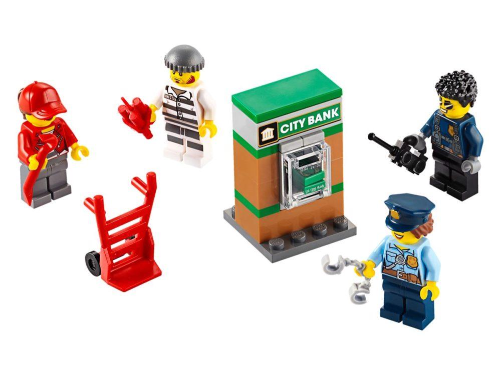 LEGO 40372 Police Accessory Set