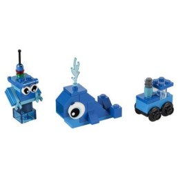 LEGO Classic 11006 Creative Blue Bricks