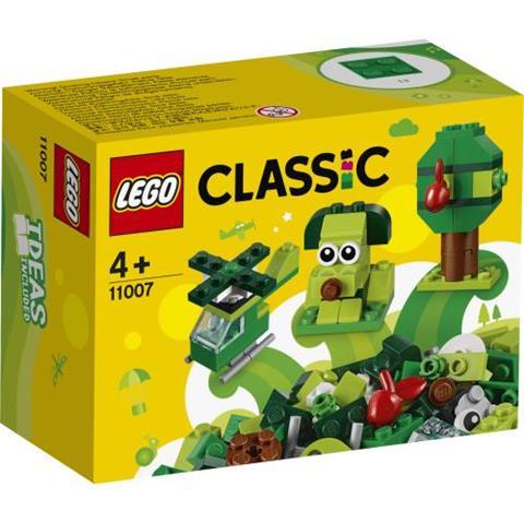 LEGO Classic 11007 Creative Green Bricks