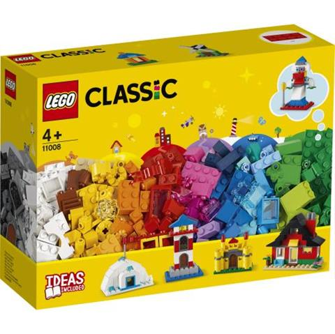 LEGO Classic 11008 Bricks And Houses