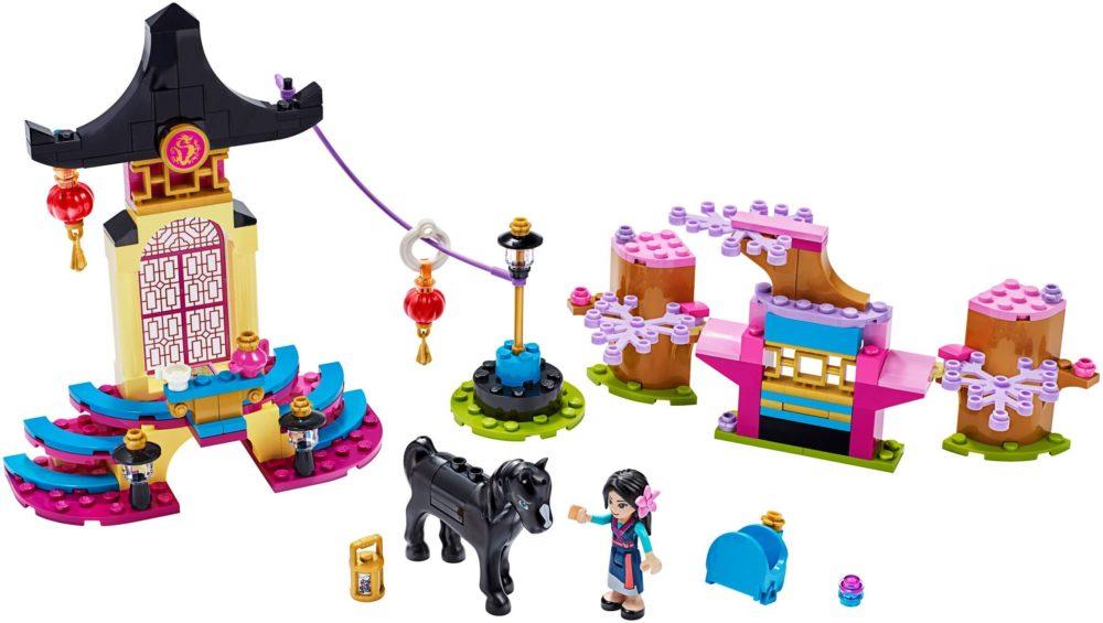 LEGO Disney 43182 Mulan's Training Grounds