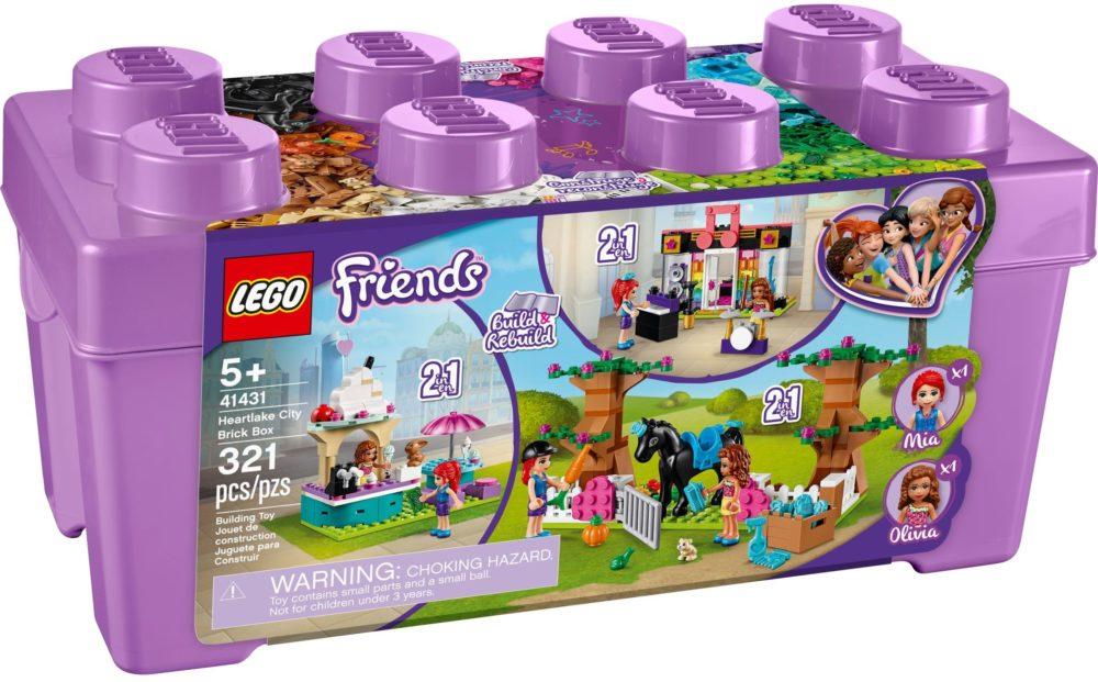 LEGO Friends 41431 Heartlake City Brickbox