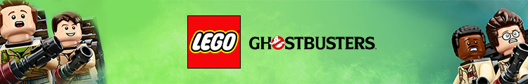 LEGO Ghostbusters banner