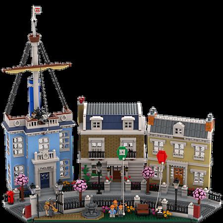 LEGO Ideas Mary Poppins
