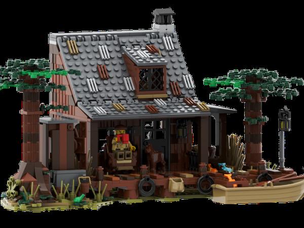 LEGO Ideas Mississippi Adventures
