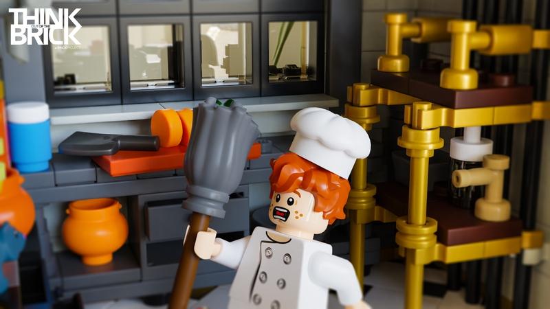 LEGO Ideas Ratatouille