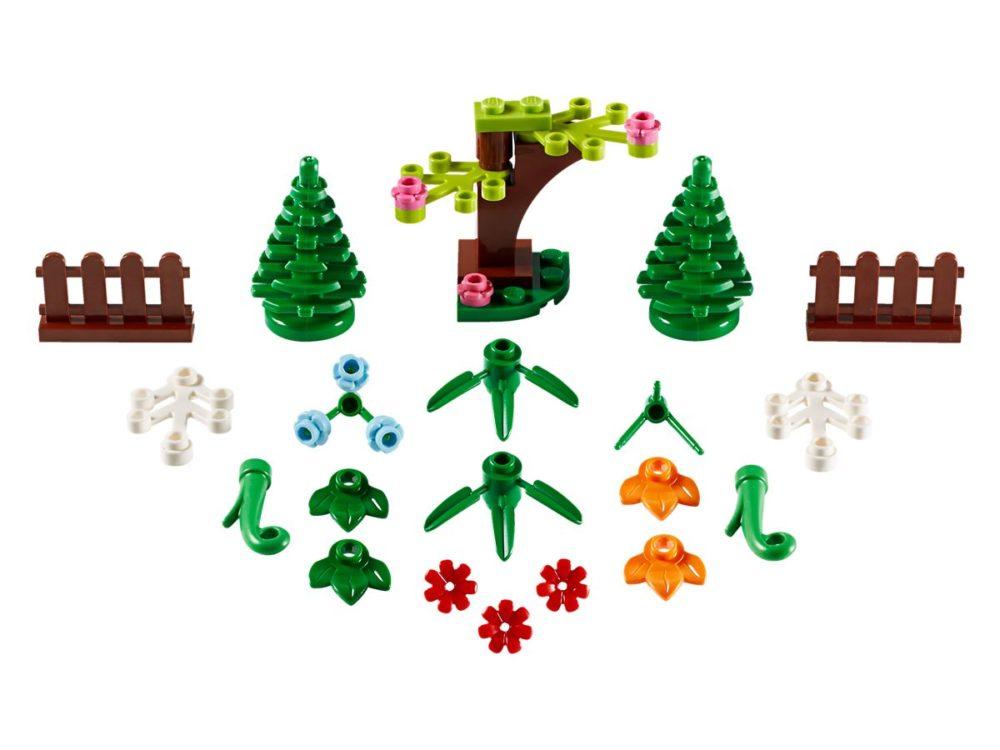 LEGO Xtra 40376 Botanical Accessories