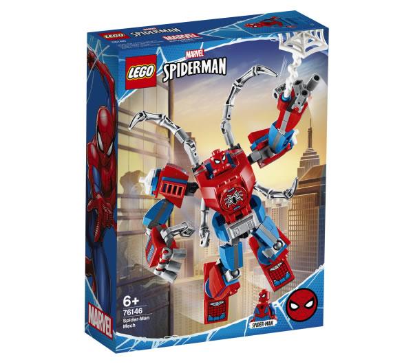 LEGO Marvel 76146 Spider-Man Mech