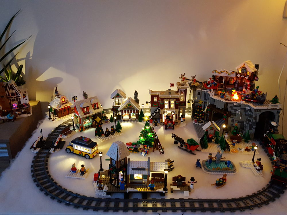 Janneke Nota - kerstdorp